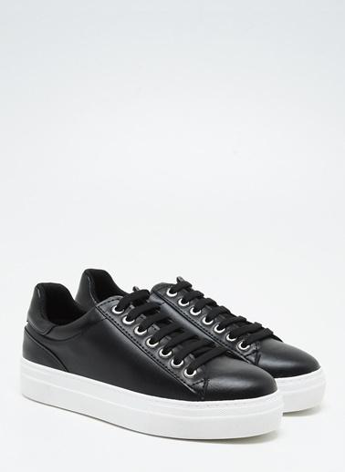 F By Fabrika Kadın Siyah Sneakers FENNE Siyah